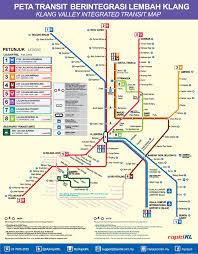 kl transit maps transit maps Lrt Map Pdf click image for large scale pdf version lrt map kuala lumpur