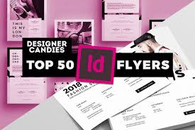 Indesign Flyer Template Indesign Flyer Templates Top 50 Indd Flyers For 2018