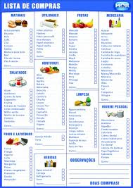 Lista De Compras Para El Supermercado Manual Da Garota Criativa 10 Dicas Para Fazer Compras No Supermercado