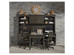 Home office unit Build In Office Wall Aspenhome Oxfordmodular Home Office Wall Unit Conlins Furniture Aspenhome Oxford Modular Home Office Wall Unit With Outlets