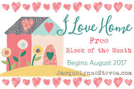 Free Block Of The Month Quilt Patterns 2017