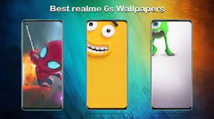 Punch Hole Wallpapers For Realme 6S for ...