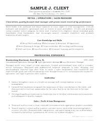 Business Management Resume Example Simple Resume Format