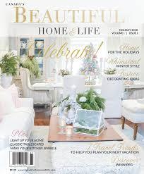 Holiday 2018 Volume I | Issue I by Beautiful Home & Life Magazine ...