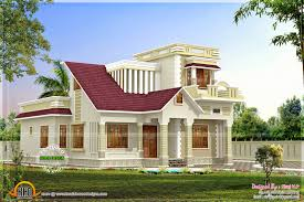 fabulous small house designs in kerala budget