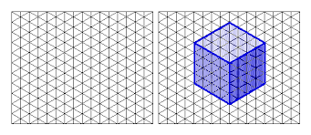 Isometric Grid Paper Awesome Isometric Papers With Isometric Grid