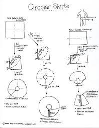 Circle Skirt Pattern Free Unique Ideas