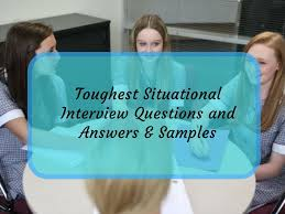 interview question prepared for interview question for job seeker tough and best interview question and answer for the job seekers supervisor