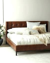 tufted platform bed. Fancy Queen Size Tufted Headboard Platform Bed Grey