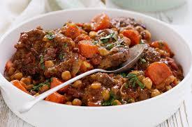 Lamb Stew Recipe Moroccan Style Lamb Chops