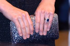 It was also princess diana's engagement ring. The Most Beautiful And Meaningful Royal Engagement Rings Marie Claire