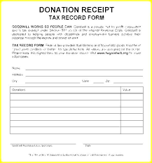 Non Profit Donation Letter Template Tax Donation Letter Template Tax Deductible Donation Letter