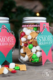 Decorating Mason Jars For Gifts S'mores Mason Jar Gifts Jar Gift And Night Owl 15