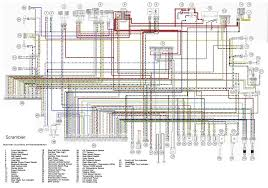 coloured wiring diagram ducati scrambler forum click image for larger version scrambler colour jpg views 2316