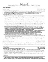 resume templ private equity resume template and example 10x ebitda