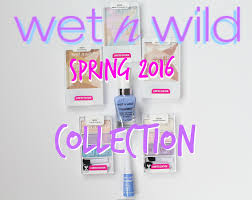 swatches review new wet n wild limited edition spring 2016 spring into the wild collection