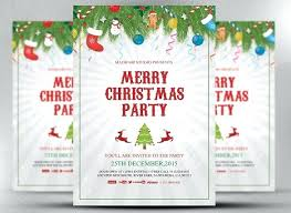 Writing A Christmas Party Invitation Sample Party Invitation Sample