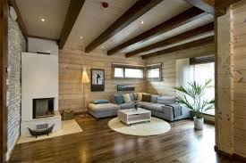 decoration living room beautiful wood ceiling design inside wooden designs for