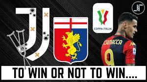 Say HELLO to Gianluca Scamacca! || Juventus Genoa Preview - YouTube