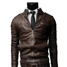 moto leather jacket mens. 2017 pu leather jacket men long standing collar motorcycle coat brand mens jackets overcoat moto y