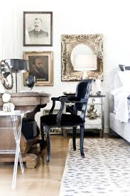 ideas mirrored furniture. Perfect Mirrored A Dining Table Like This Will Hold Its Own In An Eclectic Space U2013 Think  Colourful Walls And Acrylic Chairs Image CO John Richard For Ideas Mirrored Furniture