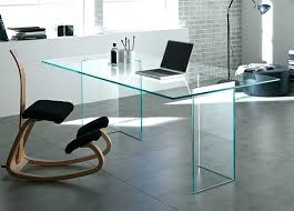 glass top desks glass top desk with drawers impressive modern glass top desk contemporary computer white