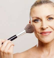 professional makeup tips for older women looking great in skype photos and videos