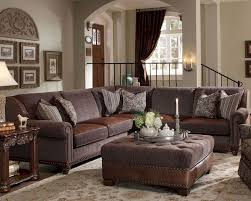 aico living room set. aico sectional living room set monte carlo ii ai-53912-brown-46s aico