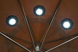solar light patio umbrellas patio umbrella lights magnetic umbrella solar lights the green head solar light patio umbrellas