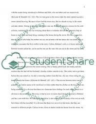 conflicts in kate chopin s the storm and desiree s baby essay conflicts in kate chopins the storm and desirees baby essay example
