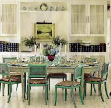 endearing design of kitchen dining room furniture with snazzy stripped red Kitchen  Chair Cushions for wrought