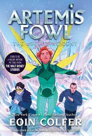 arctic incident the artemis fowl book 2 ebook by eoin colfer 9781423132196 rakuten kobo