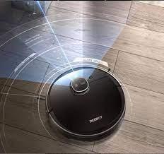Sản phẩm mới! Ecovacs Deebot T5 Hero Lau... - Đại lý Phúc Vinh Vũng Tàu  chuyên cung cấp robot hút bụi lau nhà, lau kính