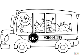 Small Picture Beautiful School Bus Coloring Book Photos New Printable Coloring