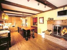 Hardwood Flooring In The Kitchen Painting Kitchen Floors Pictures Ideas Tips From Hgtv Hgtv