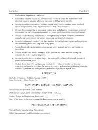 maintenance manager resume sample page 2 maintenance resume samples
