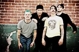 Red hot chili peppers latest