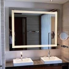 LED Mirror Bathroom Mirror Defogger