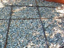 how to create a stained concrete patio