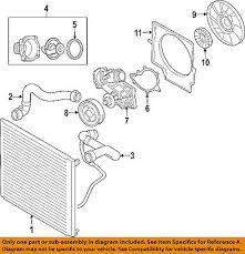 land rover oem 03 05 range rover radiator upper hose pch001110 item information