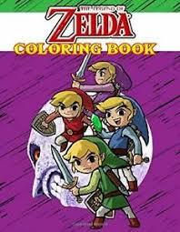For kids & adults you can.⭐ free printable zelda coloring book. The Legend Of Zelda Coloring Book 50 Great Coloring Pages Paperback 2020 Ebay