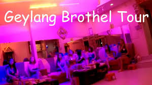 Singapore Red Light District Photo Singapore Geylang Red Light District Brothel Tour