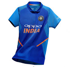 Cricket Jersey Size Chart Crazy Prints Dri Fit Indian Cricket Jersey 2019 For Cricket Fans