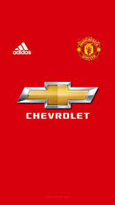 manchester united 2017 18 home phone wallpaper v2 by jgfx designs