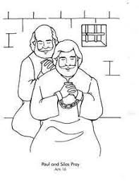 Apostle Paul In Prison Coloring Page Beautiful 85 Best Sunday School