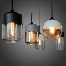 <b>New American industrial loft</b> vintage pendant lights black white iron ...