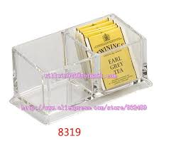 Tea Bag Display Stand Stunning Manufacturing Mini Clear Acrylic Business Card Tea Bag Sugar Packets