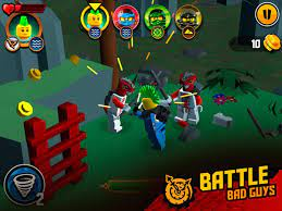 THE LEGO® NINJAGO® MOVIE™ app 108.11.336 APK Download - Android Action Games