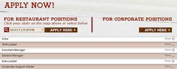 if you are interested to work with el pollo loco you can apply the post required suits your qualification for more information