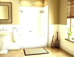 one piece shower surround tub showers 3 piece shower surround bathtubs 3 piece tub shower unit